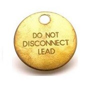 Brass, Do Not Disconnect, Tag